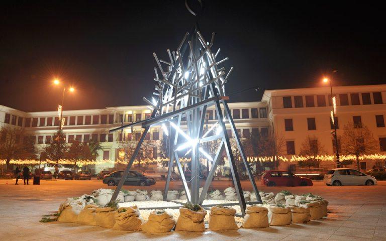 Tα φώτα άναψαν (και έσβησαν) στα Γιάννενα