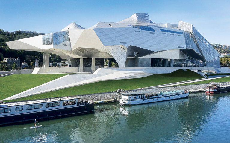 Το νέο μουσείο της Λιόν!