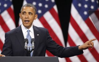 Στην τηλεφωνική επικοινωνία που είχαν την Τετάρτη ο πρόεδρος Ομπάμα με τον πρωθυπουργό Αλέξη Τσίπρα, η αμερικανική πλευρά έκανε γνωστό ότι συζητήθηκε η διμερής συνεργασία για την τρομοκρατία και την ασφάλεια στην Ευρώπη.