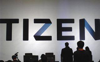 Το Tizen είναι ένα από τα λειτουργικά για «έξυπνες» συσκευές.
