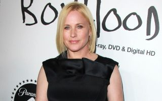 ***MANDATORY BYLINE TO READ INFPhoto.com ONLY***<BR />Celebrities at the 'Boyhood' reception at Chateau Marmont in West Hollywood, CA.<P>Pictured: Patricia Arquette<B>Ref: SPL923123  070115  </B><BR />Picture by: INFphoto.com<BR /></P><P>