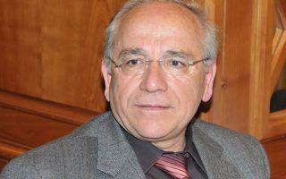 Ο κ. Γ. Τόλιος, μέλος της Κεντρικής Επιτροπής του ΣΥΡΙΖΑ.