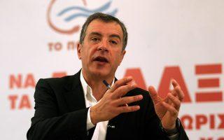 Ανησυχίες για το κυβερνητικό σχήμα εκφράζει ο κ. Σταύρος Θεοδωράκης, ο οποίος αναμένεται να προτείνει την καταψήφιση της κυβέρνησης.