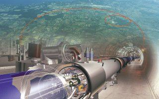 Ο επιταχυντής LHC του CERN θα επαναλειτουργήσει αναβαθμισμένος τον Μάιο.