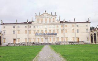 Η βίλα Μανίν, λίγο έξω από τη Βενετία, είναι ο επόμενος σταθμός της ιταλικής «περιοδείας» της συλλογής Κωστάκη.