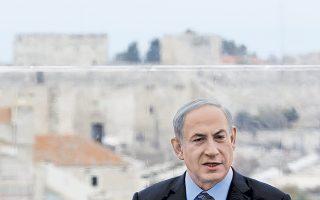 Φωτιές άναψε στην Ουάσιγκτον ο Μπ. Νετανιάχου (εδώ, σε πρόσφατη συνέντευξη Τύπου, στην Ιερουσαλήμ), λόγω της προγραμματισμένης ομιλίας του, χωρίς συνεννόηση με τον Αμερικανό πρόεδρο Μπαράκ Ομπάμα.