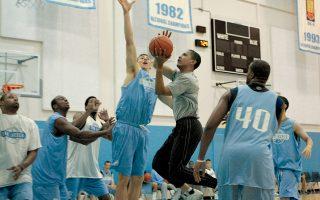 Λάτρης του μπάσκετ καθώς και άλλων αθλημάτων ο πρόεδρος των ΗΠΑ, Μπαράκ Ομπάμα, δεν χάνει ευκαιρία για σωματική άσκηση. Η διατήρησή του σε καλή φυσική κατάσταση αποτελεί προτεραιότητα στη ζωή του.