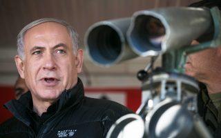 Ο πρωθυπουργός του Ισραήλ Μπέντζαμιν Νετανιάχου φαίνεται ότι θα τα καταφέρει καλά στις επερχόμενες εκλογές, σύμφωνα με όσα δείχνουν οι δημοσκοπήσεις των τελευταίων ημερών.