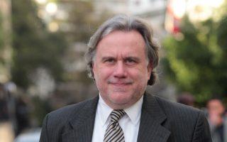 Ο αναπληρωτής υπουργός Διοικητικής Μεταρρύθμισης Γιώργος Κατρούγκαλος.