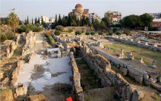 Στον Κεραμεικό, ο χρόνος σταματάει, στην άκρη της αρχαίας πόλης, σε έναν τόπο γαλήνιο στο κέντρο της Αθήνας.