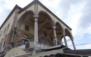 Ο περιβάλλων χώρος του τεμένους Τζισταράκη είναι προσβολή για τον πολιτισμό.