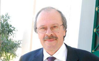 Ο  Γ. Σταυρακάκης.