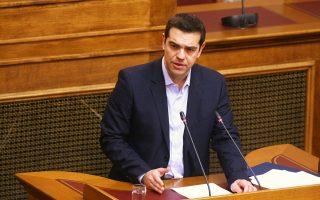 Ο πρωθυπουργός Αλ. Τσίπρας προανήγγειλε ως άμεση πρωτοβουλία της κυβέρνησης την κατάθεση νομοσχεδίου για την επαναφορά εργασιακών ρυθμίσεων, όπως οι συλλογικές διαπραγματεύσεις και οι τριετίες.
