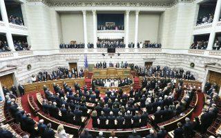 Η νέα Βουλή ορκίστηκε προχθές, και πλέον οι 300 νέοι βουλευτές έχουν αναλάβει δράση. Οπως όλα δείχνουν, η Πέμπτη που μας πέρασε ήταν η πρώτη και τελευταία ημέρα βουλευτικής ανεμελιάς.