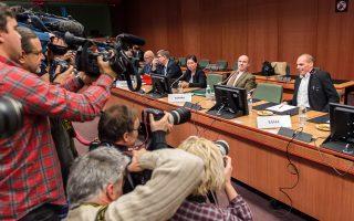 Κατά τον κ. Βαρουφάκη και την κυβέρνηση η γενικόλογη αναφορά στην απόφαση του Eurogroup συνιστά αλλαγή των δημοσιονομικών στόχων του 2015 και των επομένων ετών, ερμηνεία με την οποία είναι αντίθετο το γερμανικό υπουργείο Οικονομικών.