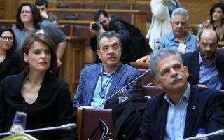 «Κάποιοι στην Ελλάδα προσπαθούν τον τελευταίο καιρό να τορπιλίσουν τις ελληνογερμανικές σχέσεις», ανέφερε ο Στ. Θεοδωράκης στη χθεσινή Κ.Ο.