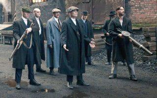Το «Peaky Blinders»  είναι μία από τις πιο αξιόλογες ευρωπαϊκές σειρές.