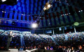 Ο γερουσιαστής του Τέξας Τεντ Κρουζ ανακοίνωσε την υποψηφιότητά του για την προεδρία, αρχικά στο Twitter και στη συνέχεια σε μεγάλη εκδήλωση σε αμερικανικό πανεπιστήμιο.