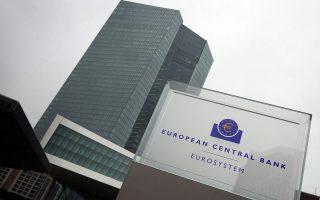Αξιωματούχοι της ΕΚΤ θεωρούν εξαιρετικά δύσκολη την αύξηση του ορίου των εντόκων γραμματίων.