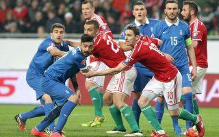 Η Εθνική ομάδα έμεινε στο 0-0 με την Ουγγαρία και παρότι εμφανίστηκε καλύτερη από τα προηγούμενα ματς, έμεινε ουραγός του ομίλου και η συνέχεια φαντάζει εξαιρετικά δύσκολη όσον αφορά την πρόκριση.