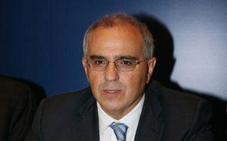 Ο πρόεδρος του Δ.Σ. της Eurobank, κ. Νίκος Καραμούζης.