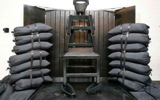 Ποτέ δεν έλειψαν στην πολιτεία της Γιούτα πρόθυμοι να στελεχώσουν το εκτελεστικό απόσπασμα.