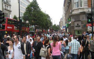 Στο Λονδίνο των πολλών εκατομμυρίων είναι πάντα εύκολο να «εξαφανιστείς» μέσα στο πλήθος.