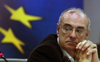 O αναπληρωτής υπουργός Οικονομικών, κ. Δημήτρης Μάρδας