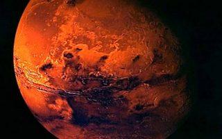 Ο Κόκκινος Πλανήτης, εδώ σε απεικόνιση της ESA, συνεχίζει να αποκαλύπτει τα πάμπολλα μυστικά του.