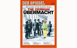 Ανεπιβεβαίωτες είναι ακόμη οι πληηροφορίες που θέλουν η συγκεκιμένη φωτογραφία να είναι πρωτοσέλιδο της αυριανής έκδοσης του γερμανικού περιοδικού «Der Spiegel».