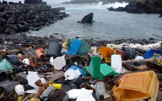 «Τα πλαστικά είναι σαν ένα κοκτέιλ μολυσματικών ουσιών που πλέουν στο υδάτινο οικοσύστημα» λένε οι επιστήμονες.