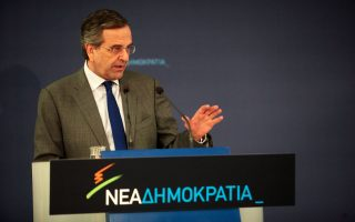 Ο κ. Αντ. Σαμαράς επιταχύνει τις διαδικασίες συγκρότησης του νέου κομματικού μηχανισμού.