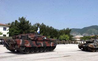 Οι ελληνικές Αρχές εκτιμούν πως ζημία μπορεί να υπάρχει και στην υπόθεση των αρμάτων «Λέοπαρντ 2».