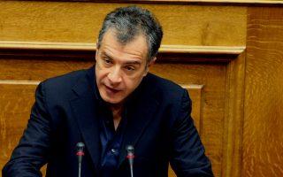 Αύριο ο κ. Θεοδωράκης θα επιχειρήσει έναν συνολικό απολογισμό της πορείας του «Ποταμιού».