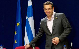 Ο πρωθυπουργός απέφυγε να προσδιορίσει με σαφήνεια το χρονοδιάγραμμα εντός του οποίου θα κινηθεί η ελληνική πλευρά.
