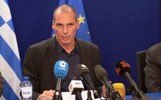 «Η Ελλάδα δεν θα πληρώσει ποτέ τα χρέη της» είχε δηλώσει το 2014 ο Γ. Βαρουφάκης.