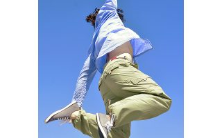 «Η άνοιξη σε κίνηση» (Spring on the Move) είναι ο τίτλος του φετινού διεθνούς φεστιβάλ «Arc for Dance».