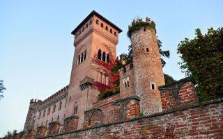 Το κάστρο Γκαμπιάνο.