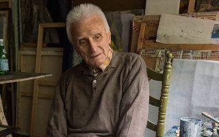 Ακαταπόνητα δημιουργικός, διανύει το 90ό έτος της ηλικίας του.