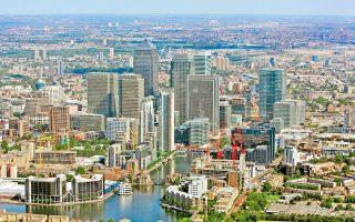 Τα μπόνους στις πέντε μεγαλύτερες βρετανικές τράπεζες μειώθηκαν από 8,9 δισ. ευρώ το 2013 σε 7,5 δισ. ευρώ το 2014.