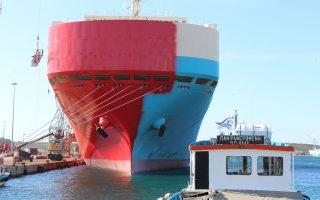 Ριψοκίνδυνο το στοίχημα του συνεταιρισμού της Ecomasyn, που φιλοδοξεί να μετατρέψει τον Πειραιά σε διεθνές κέντρο μετασκευών για χαμηλότερες εκπομπές καυσαερίων και για τη διαχείριση του θαλάσσιου έρματος.