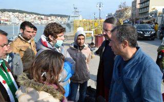 Ο κ. Στ. Θεοδωράκης δημοσιοποίησε τις 11 προτάσεις του «Ποταμιού» για το μεταναστευτικό, που είχε ήδη επεξεργαστεί την προεκλογική περίοδο.