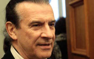Ο αναπληρωτής υπουργός Τάσος Κουράκης, που έχει υπογράψει τη σχετική απόφαση.