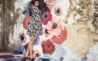 Selena Gomez launches her adidas Neo Label Spring/Summer collection