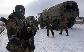 Τα «πράσινα ανθρωπάκια»  και οι ρωσόφωνοι πληθυσμοί συνέβαλαν καθοριστικά στην προσάρτηση της Κριμαίας από τη Ρωσία.