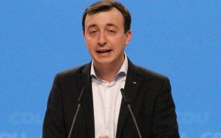 Ο Πολ Ζιέμιακ εξελέγη στην προεδρία της Νεολαίας του CDU το 2012, έχοντας τη στήριξη της Γερμανίδας καγκελαρίου Αγκελα Μέρκελ.