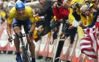 Στην ποδηλασία έχουν παρατηρηθεί πολλές περιπτώσεις αθλητών που έχουν κάνει χρήση παράνομων ουσιών, με πιο ηχηρό παράδειγμα τον αθλητή - φαινόμενο Λανς Αρμστρονγκ.