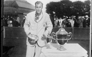 O Τίλντεν δεν ηττήθηκε σε κανένα ματς το 1924 έχοντας ένα σερί επιτυχιών σε 57 συνεχόμενους αγώνες που έσπασε το 1925.