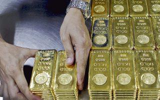 Στο πρώτο τρίμηνο του έτους, η παγκόσμια ζήτηση για χρυσό υποχώρησε κατά 1%, στους 1.079 τόνους.