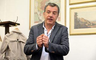 Ο κ. Στ. Θεοδωράκης άφησε για πρώτη φορά ανοιχτό το ενδεχόμενο να καταθέσει μομφή κατά της κ. Ζωής Κωνσταντοπούλου.